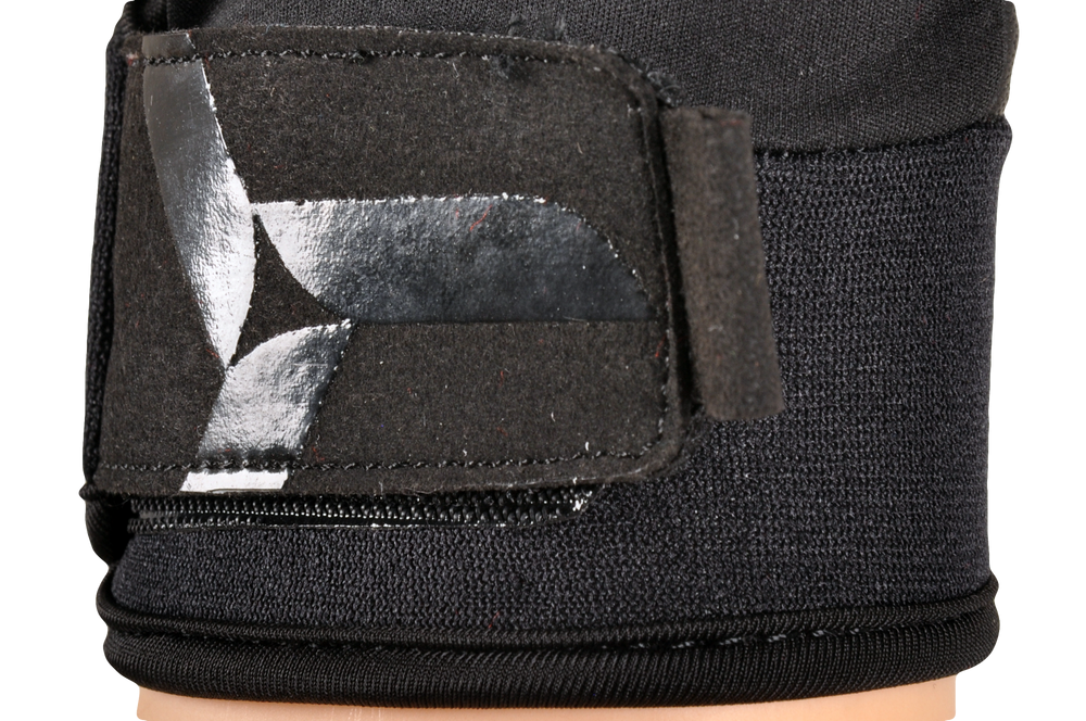 softshellové rukavice SILVINI Fusaro,S černé