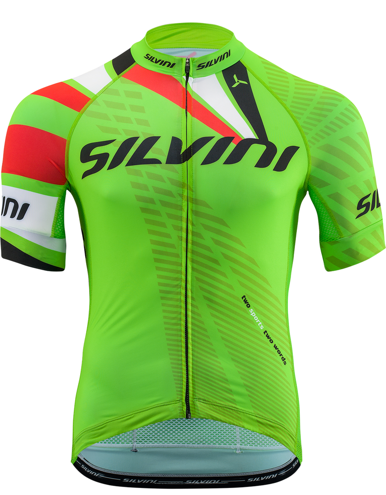 Team MD1400 green, red