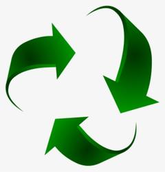 recyklovaný materiál